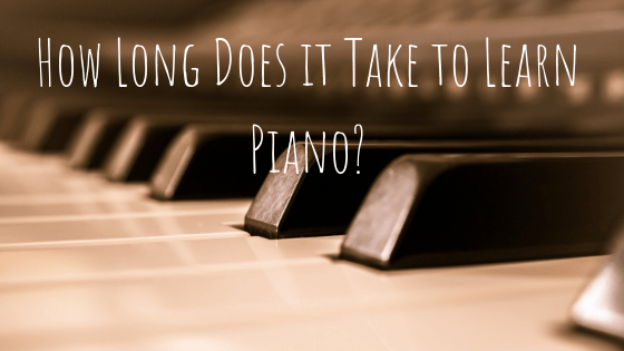 how long does it take to play piano decently ...