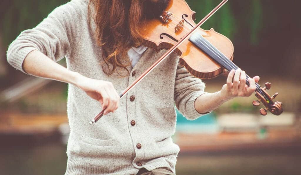 how to learn violin by yourself