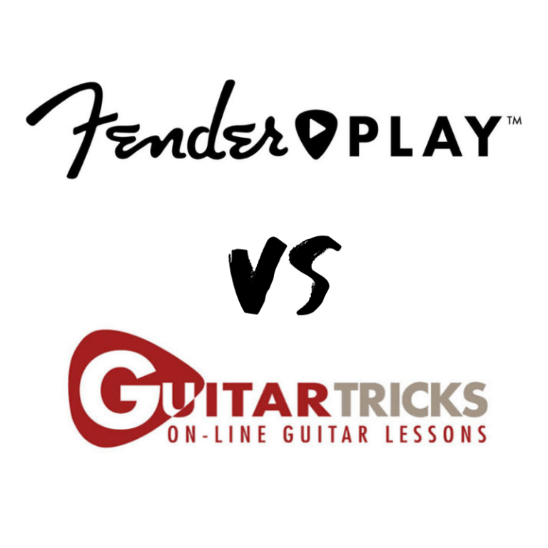 Fender Play vs Guitar Tricks? Why One Is So Much Better