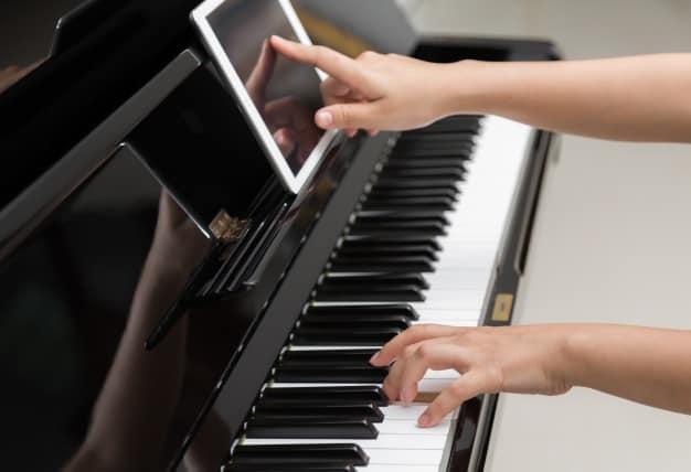Online Piano Spielen