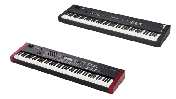 Yamaha MX88 vs MOXF8 | Which One Should You Pick?