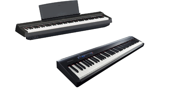 Yamaha P125 Vs Roland Fp 30 Instrumental Global