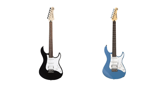 Yamaha Pacifica 012 Vs 112