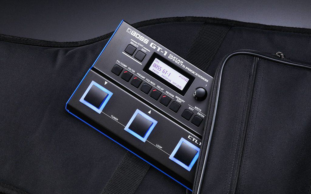 BOSS GT1 Vs GT 100