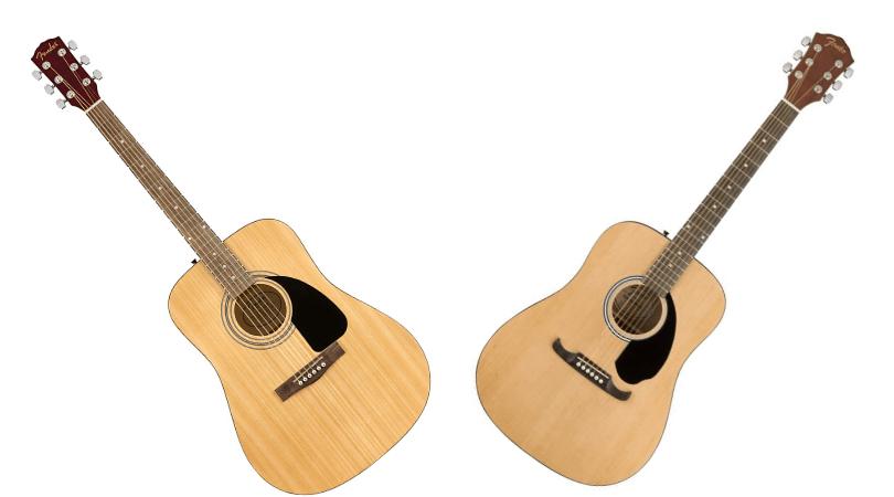 Fender FA-115 vs FA-125