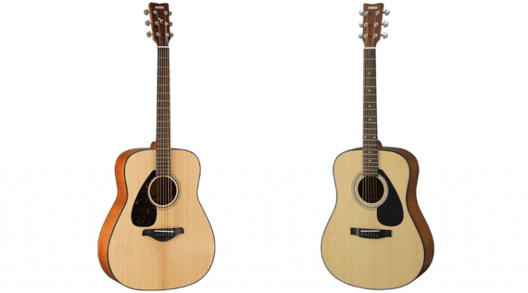 Yamaha F325D Vs FG800 – Which One Is Better For You?