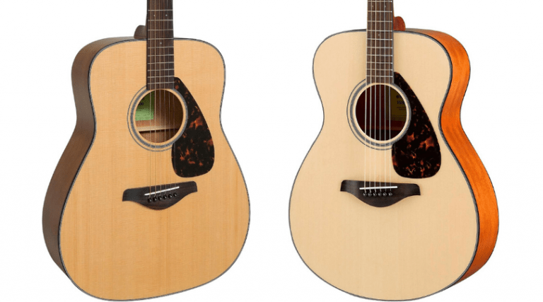 Yamaha FG800 Vs FS800 – Similarities and Differences You Need To Know
