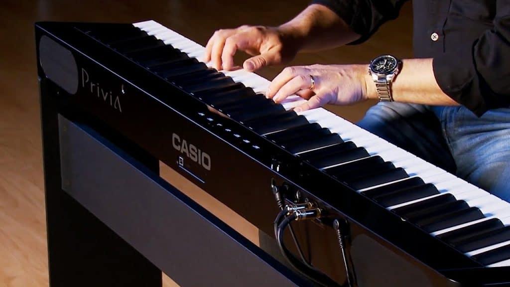 Keyboard for Intermediate Players