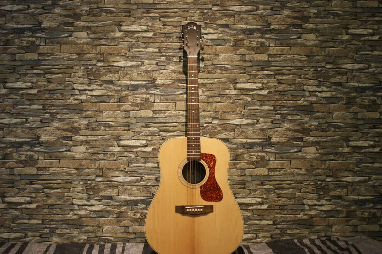 best Acoustic Guitars with low action and thin neck