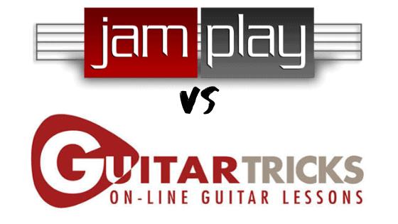 JamPlay vs Guitar-Tricks