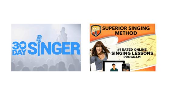 30 Day Singer vs Superior Singing Method