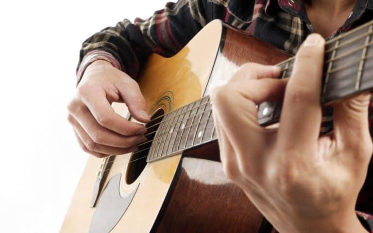 Best Acoustic Electric Guitar Under $500