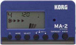 Korg MA-2 – Pocket Digital Metronome