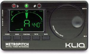 KLIQ MetroPitch – Metronome + Tuner