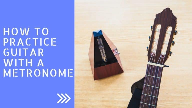 How to Practice Guitar With a Metronome