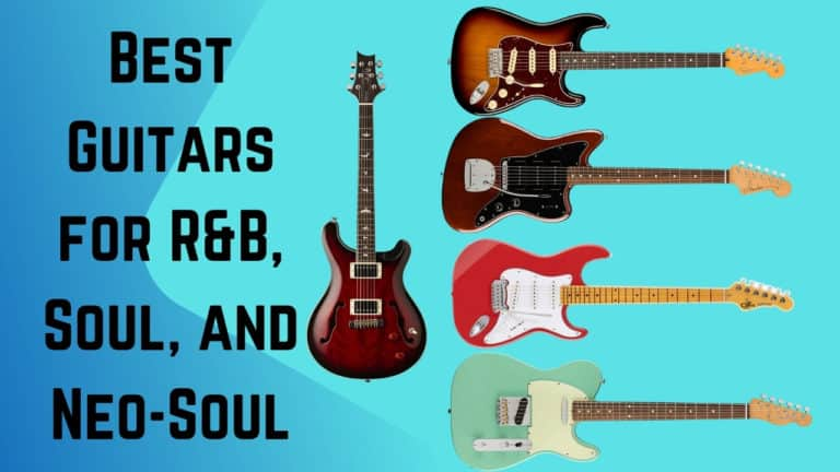 Best Guitars for R&B, Soul, and Neo-Soul
