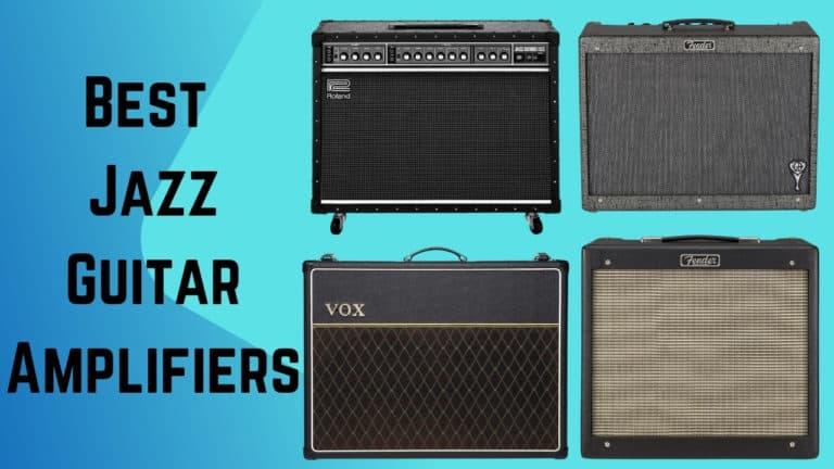 7 Best Jazz Guitar Amplifiers of 2021